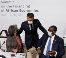 Leaders agree in Paris on helping African economies revive