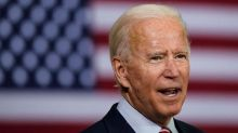 Voters see Biden as more moderate than Trump, suggesting his attacks that Biden is a 'Trojan horse' for the 'radical left' aren't working