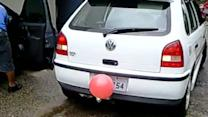 Balloon Parking Sensor!