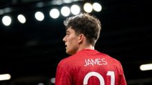Daniel James backed to turn form around at Manchester United