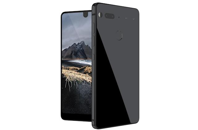 Essential's first smartphone is coming to the UK