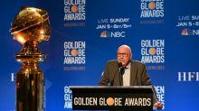 Associação responsável pelo Globo de Ouro é processada por monopólio