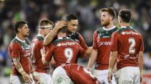 Souths beat Canberra to top NRL ladder