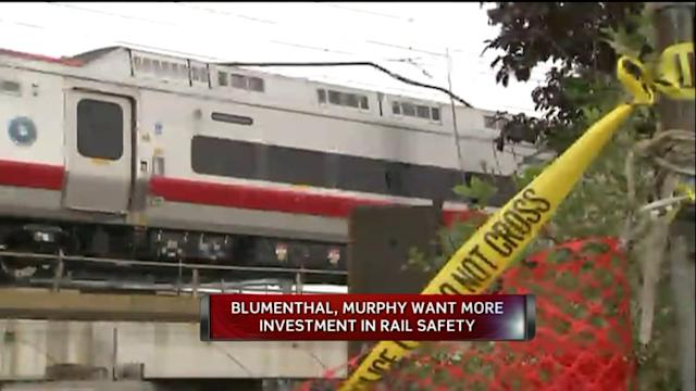 Lawmakers Call For Train Safety Investments