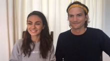 Mila Kunis axed Ashton Kutcher's 'irresponsible' space trip because she thought he'd die