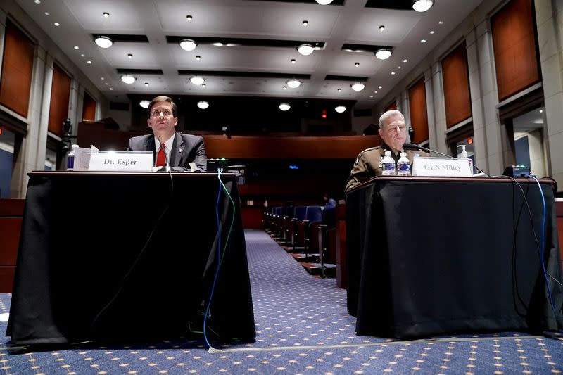 House Armed Services Committee Hearing on the Department of Defense in Civilian Law Enforcement