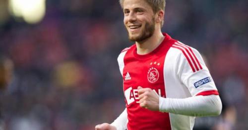 Foot - HOL - 28e j. - Pays-Bas : l'Ajax Amsterdam fait chuter le leader, le Feyenoord Rotterdam