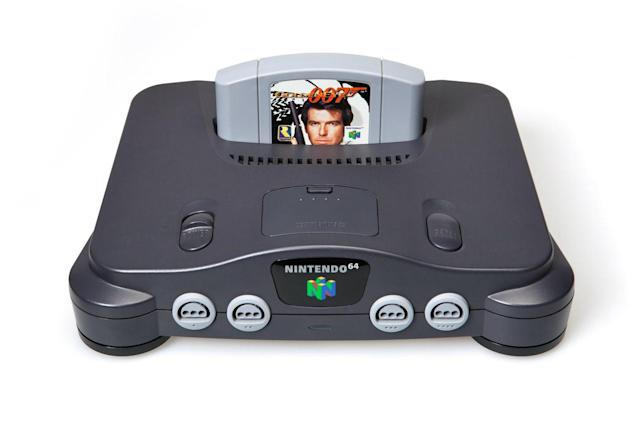Nintendo won't release an N64 Classic anytime soon