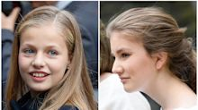 De Leonor de España a Elisabeth de Bélgica: el futuro de la monarquía se escribe en femenino