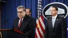 Barr's press conference on the Mueller Report: Rapid reactions