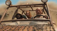 New trailer for 'Jumanji: The Next Level' brings the ostriches