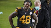 Report: Steelers fear torn ACL for LB Bud Dupree after win over Ravens