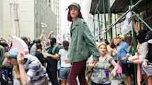 Okja interview: Lily Collins says Netflix should be 'applauded' for supporting auteurs