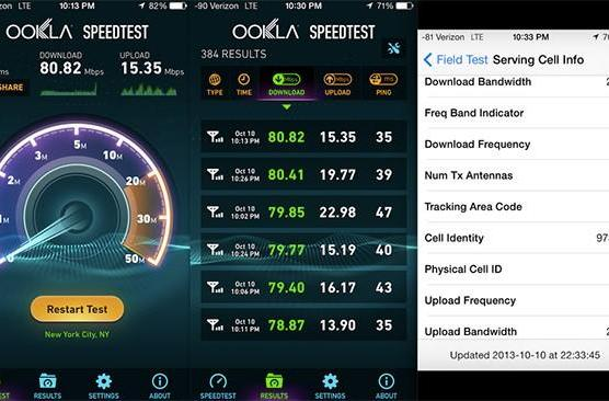Verizon's LTE boosted in 'major markets' by new frequency, hits 80 Mbps down (update)