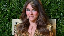 Elizabeth Hurley claims she and Queen Elizabeth have the same stalker: 'I probably shouldn't be saying any of this on TV'