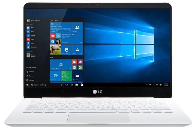 LG's lightweight Gram laptops arrive in the US