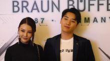Bigbang's Seungri graces the Braun Büffel Spring/Summer 2019 launch event in Singapore