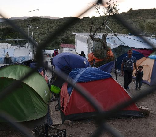 Pakistani boy gang-raped in Greek migrant camp: police