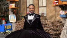 Billy Porter fires back at critics upset that he'll wear a dress on 'Sesame Street': 'If you don't like it, don't watch it'