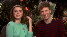 'Early Man': We got Maisie Williams and Eddie Redmayne to interview each other