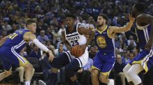 Despite trade demand, Jimmy Butler insists he isn't a distraction for Timberwolves