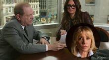 Rosanna Arquette Condemns Weinstein's Lawyer's 'Attempt to Distort the Facts' in ABC 'Nightline' Interview