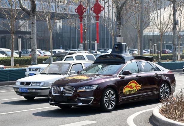Baidu will start autonomous driving tests in Beijing