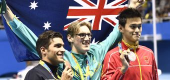 'Here for sport': Aussies say 'no' to Olympic protests