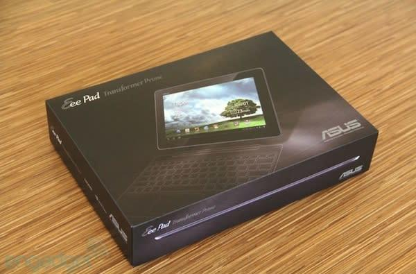 Transformer Prime heading to UK shelves next month, bundled with dock for complete transformation