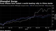 Star Trader's China Stock Fund Lures $10 Billion in 10 Hours