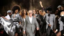 Tommy Hilfiger and Zendaya rock the Apollo for NY fashion week