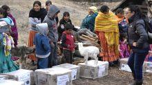 Un milagro para los niños rarámuris en la inhóspita Sierra Tarahumara