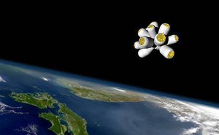 Pricey Galactic Suite space hotel aims for 2012 opening