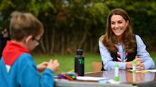 Kate becomes joint president of Scout Association