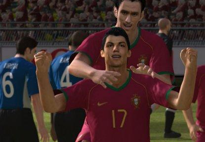 PES 2008 demo on XBLM, too good for US and Canada