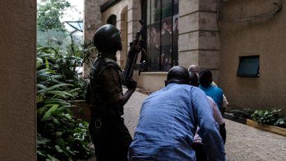 Militant attack in Nairobi kills American citizen