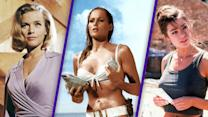 The Most Outrageous Bond Girl Names