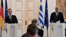Maas fordert Ende türkischer Gas- und Ölbohrungen vor Küste Zyperns