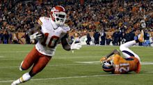 Plenty of statistical reasons to fade Tyreek Hill this fantasy season