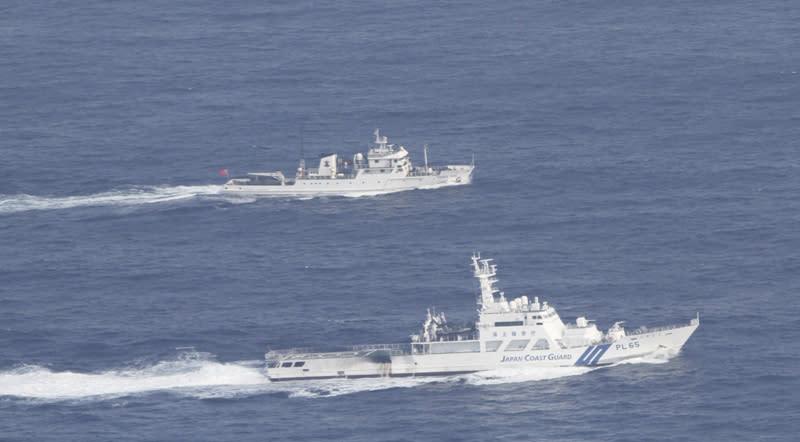 日本议员呼吁对美国进行有争议的小岛军事演习