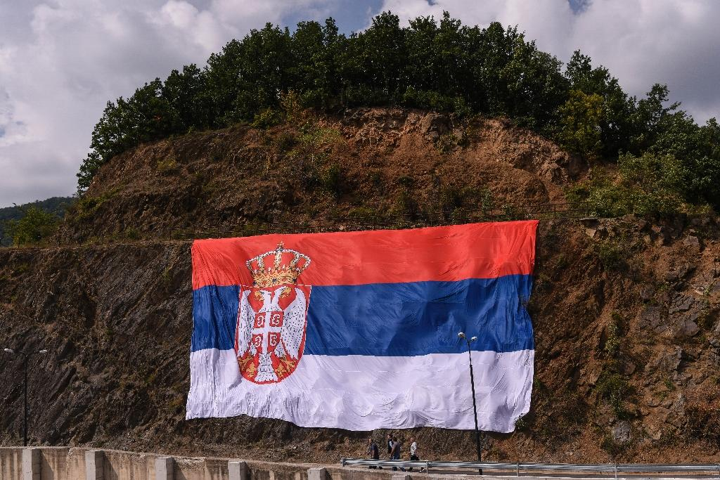 Kosovo broke away from Serbia in 2008; Serbia refuses to recognise Kosovo's independence, although more than 100 countries, including the United States and most of EU member states, have done so
