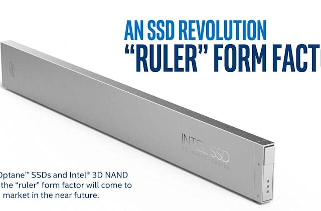 Intel's push for petabyte SSDs requires a new kind of drive