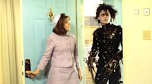 'Edward Scissorhands' Secrets Revealed in 25th Anniversary Look-Back