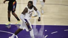 Montrezl Harrell discusses future with Lakers amid pending player option