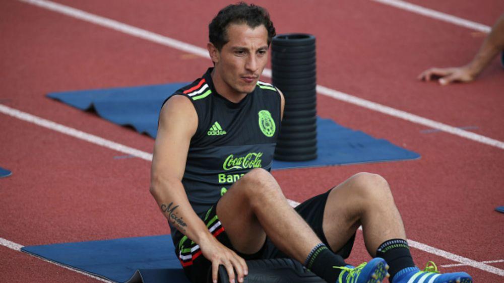 Andrés Guardado no jugará ante Honduras