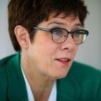 Pull yourselves together for EU's sake, German Greens urge CDU