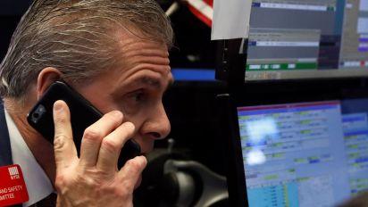 Stocks are sliding, Walmart is getting slammed