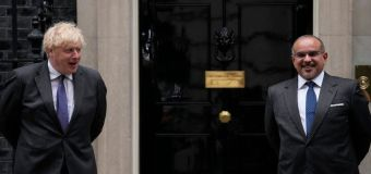 'Fuelling repression': Outrage after Boris Johnson meets Bahraini crown prince