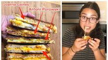 I made grilled cheese using 5 different celebrity recipes, and the weakest sandwiches were from a reality-TV famous food guru