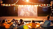 Craving movie night under the stars? This digital projector 'packs quite a punch'—and it's on sale